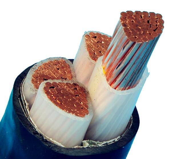 高压电缆的结构组成