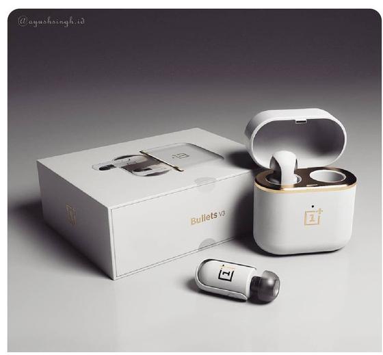 一加真无线蓝牙耳机即将发布拥有黑色和白色两款