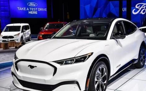 福特将借助大众MEB平台扩电动Mustang阵容