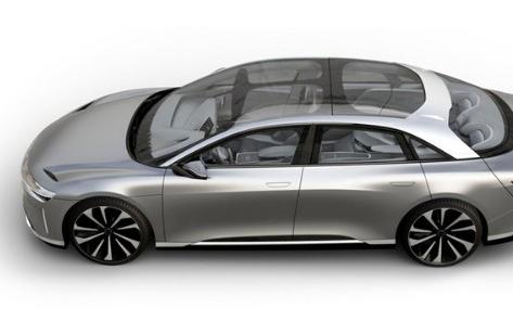 Lucid Motors高端纯电动轿车接受预订,...