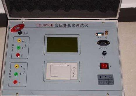 全自动变压器变比组别测试仪的性能特点及技术指标