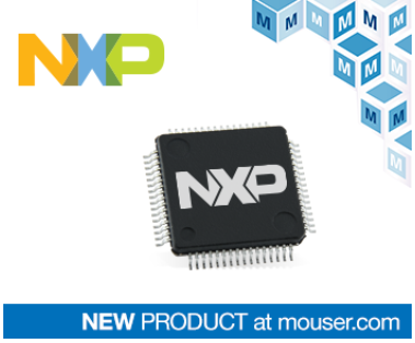 Mouser Electronics Introduces NXP S32K MCU