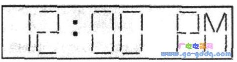 PIC單(dan)片機(ji)使(shi)LCD面板(ban)產生閃爍效果(guo)的設計(ji)