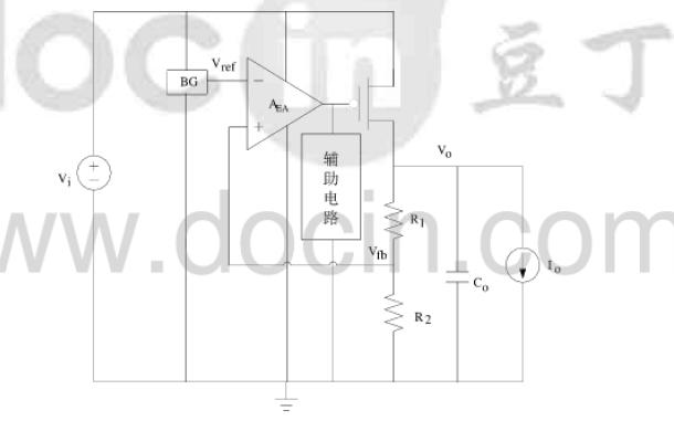 如何设计一款无片外电容的LDO线性稳压器