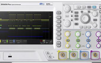 想將示波器用出記錄儀的效果 需要把存儲深度發揮出...