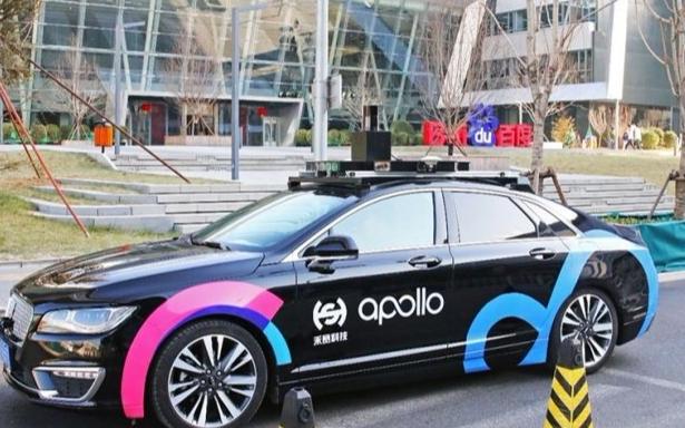百度获得4O张在北京测试自动驾驶汽车的牌照