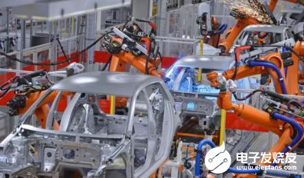 当制造业的集中度不断提高 工业机器人产业的洗牌期也将随之到来