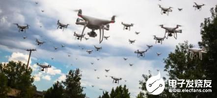 五角大楼试图建立人工智能无人机群 能够独立识别和跟踪目标