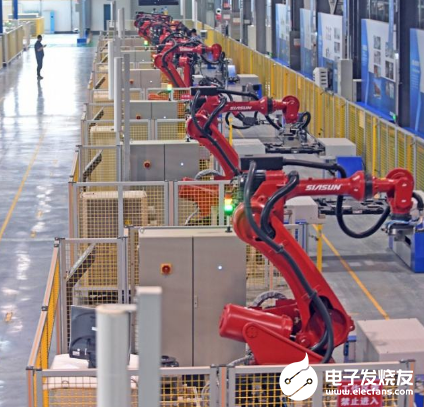 新松联手江都 总投资超过20亿元建造智能制造产业园