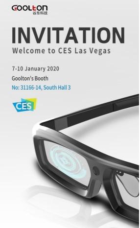 谷东科技AR眼镜与最新AR光学模将在CES 2020上发布