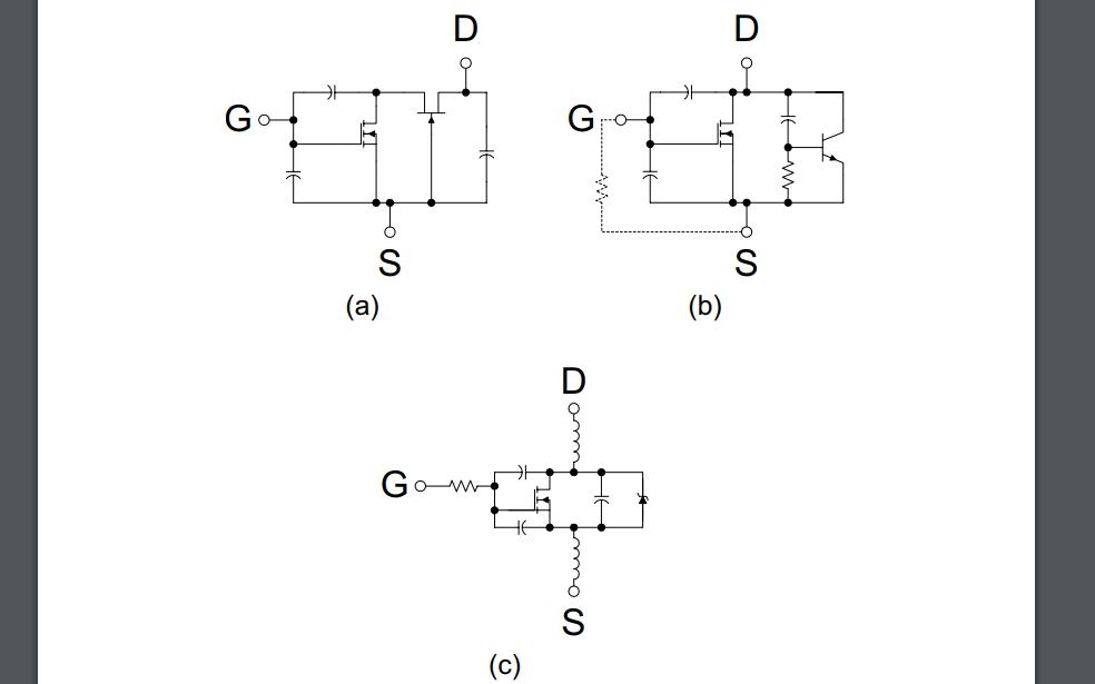 MOSFET和IGBT栅极驱动器电路的基本原理详细资料说明