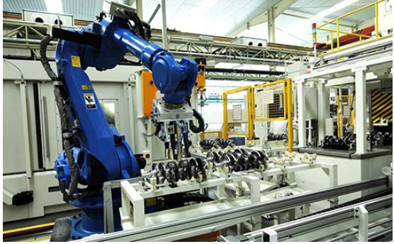 智能化高柔性生產線管控系統解決方案