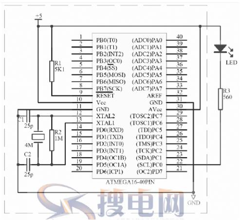 AVR單片機的復位操作方法解析
