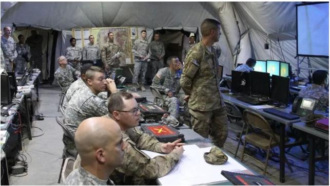 跨域技術會給軍方的物聯網帶來什么