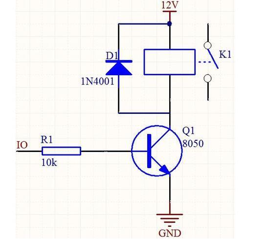 5脚继电器接线方法
