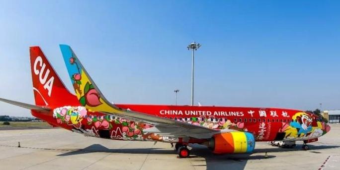 國內多家航空企業在彩繪飛機領域的發展情況分析