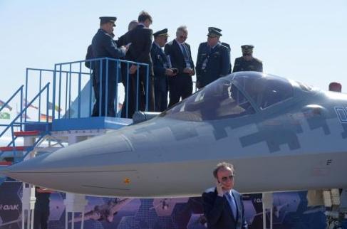 阿爾及利亞將購買14架蘇-57隱身戰機