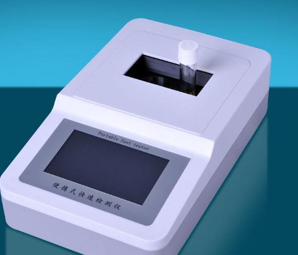 四合一型多参数水质检测仪的说明