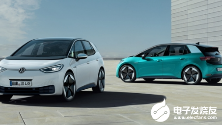 大众发力纯电汽车 预计2025年前达到年销100...