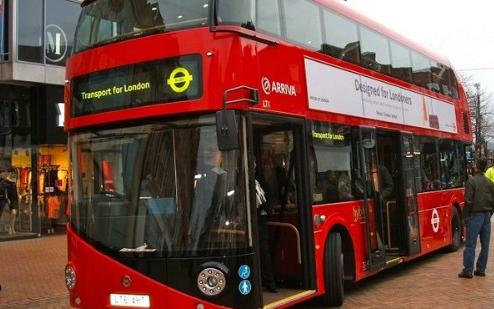 电动巴士无声构成安全隐患,伦敦用新声音系统提醒人...
