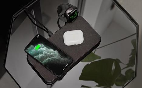 Zens推出16个线圈的Qi无线充电板