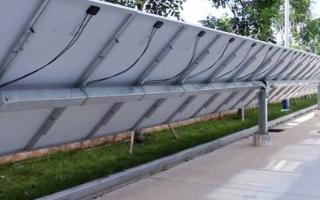 到2024年,太阳能容量跟踪支架的安装将超过150GW