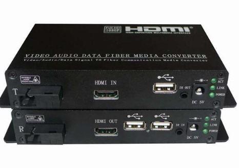 视频光端机在调试安装过程的常见故障与解决方法