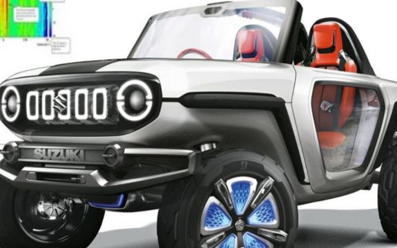 鈴木為電動汽車申請噴氣式飛機聲音專利