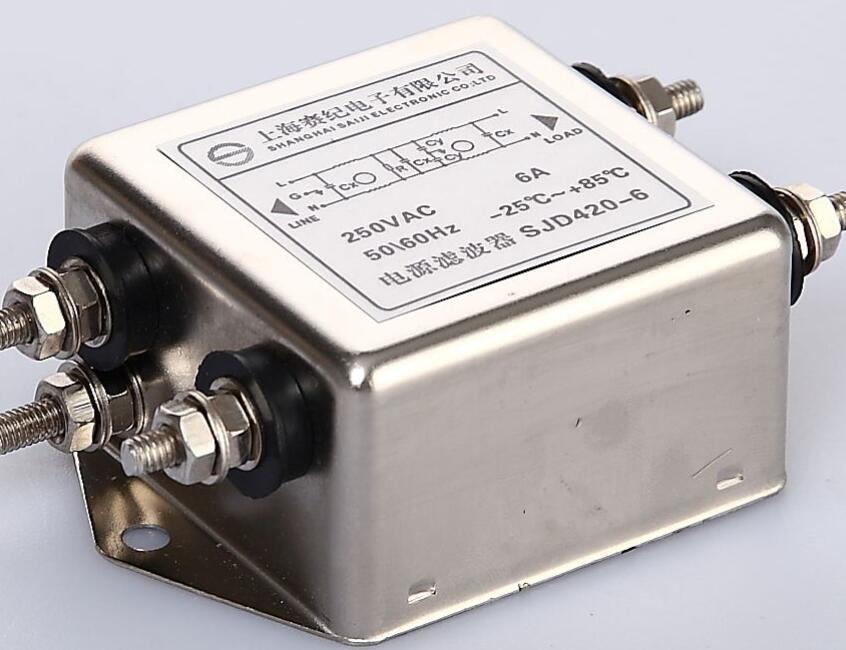 电源滤33彩票波器作用3d走势图带连线图_电源滤波器结构