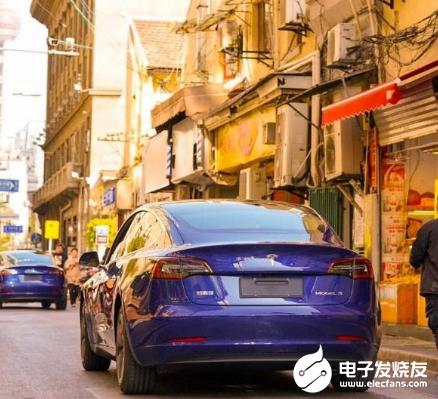 特斯拉在中国 一路加速冲到了中国消费者的眼前