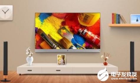 小米電視累計銷量為中國第一 刷新了中國電視廠商的紀錄