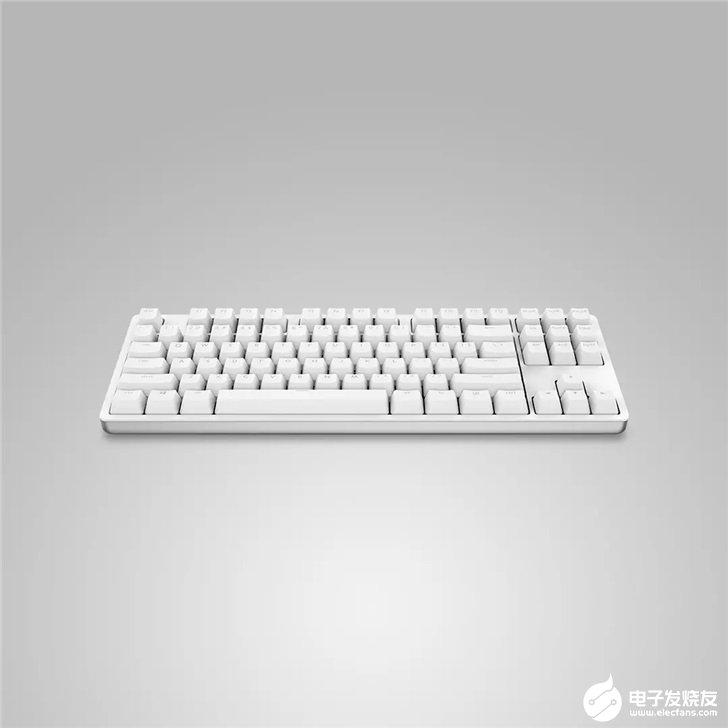 小米推出第二代悅米機械鍵盤,內置32位ARM主控...