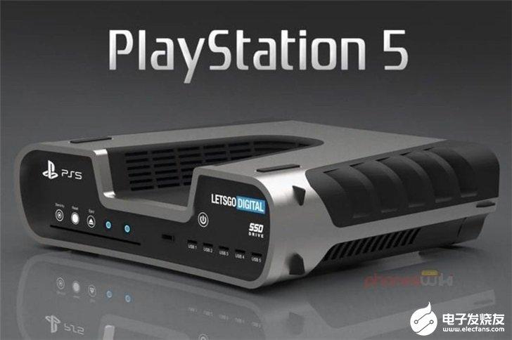 索尼或将在CES 2020发布会上公布PS5信息...