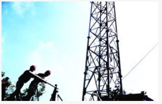河南省已完成了230个行政村的4G基站建设任务