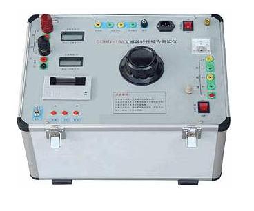 变频互感器综合测试仪的使用说明