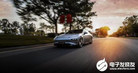 小鹏P7后驱长续航车型亮相 将满足更多消费者的需...
