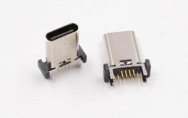 金晟欣推出新型USB-C连接器,为PD快充专用
