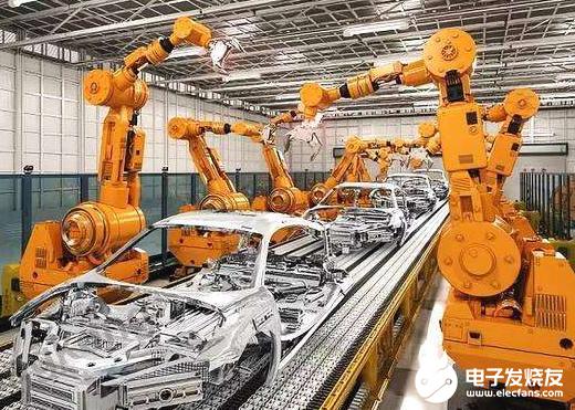 2019全球工业机器人市场萎靡 受大环境影响只是其中一个原因