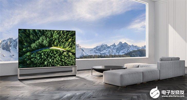 OLED电视大众化加速,LG将推48英寸小屏版OLED电视