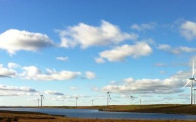 德國建風力發電站遭民眾反對,因為制造噪音或提供金...