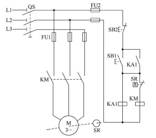 归纳电动机控制的一般原则