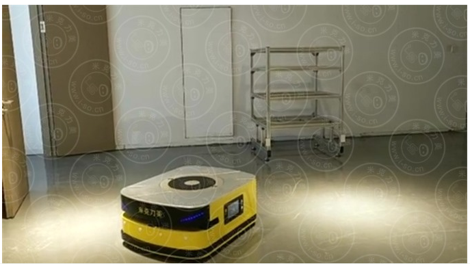 AGV机器人行业在中国有没有发展的前途