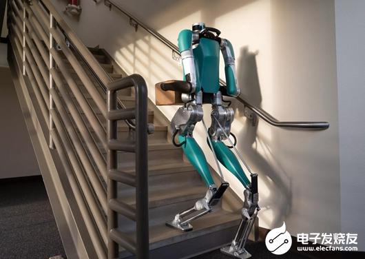 双足机器人Digit现已开售 可以应用在物流行业