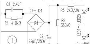 如何检修LED灯