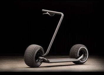 Stator电动滑板车正式开售最高时速为51km...