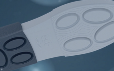 Wahu推出新颖的电气动自适应鞋底创新技术