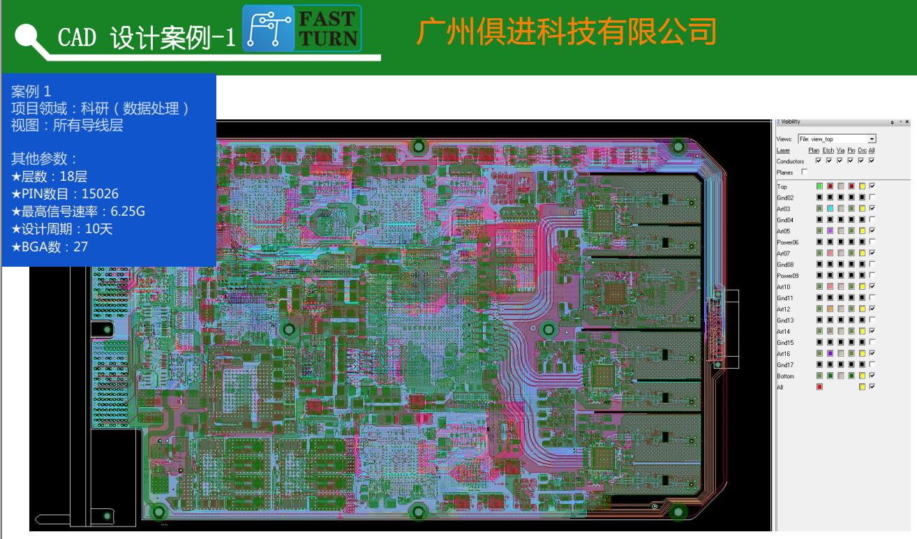 广州俱进科技:PCB存储模块设�w计小总结