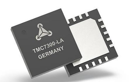 Trinamic推出電池供電直流電動機的智能驅動器IC