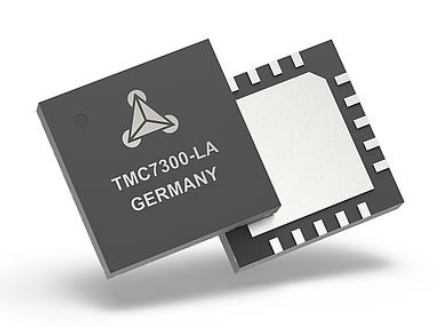 Trinamic introduces smart driver ICs for battery-powered DC motors
