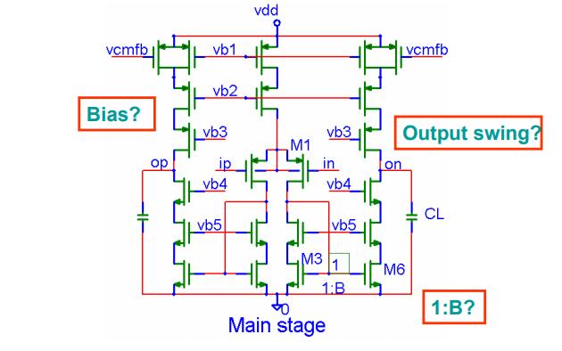 跨导运算放大器应该如何设计实例详细说明